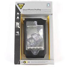 Topeak iPhone 4/4S Dry Bag and Bicycle Stem Mount // Black