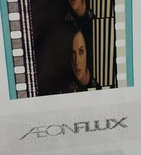 Authentic AEON FLUX (2005) Film 5-Cells CHARLIZE THERON