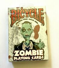 Bicycle Zombies Survival Guide Poker Playing Cards Sealed Deck Court Tips