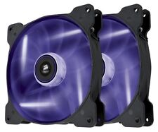 Corsair Air Series SP140 High Static Pressure Fan (140mm) with Purple LED (Twin