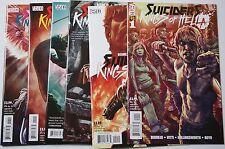 Suiciders Kings of Hella 1-6 Complete Set DC Comics Vertigo 1st Print NM Bermejo