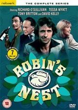Robin's Nest The Complete Series 1-6 5027626331344 With David Kelly Region 2