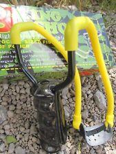 Steinschleuder für Stahlkugeln SCHLEUDER  ZWILLE mit MAGAZIN Futterschleuder