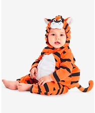 Carter's Baby Boys' 2-Pc. Halloween Tiger Costume, 6-9 months, MSRP $40.00