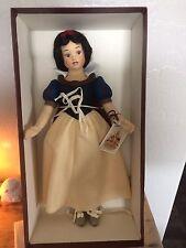"""R. John Wright Snow White 16"""" Doll"""