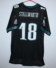 Philadelphia Eagles NFL jersey #18 Stallworth Reebok KIDS Size XL