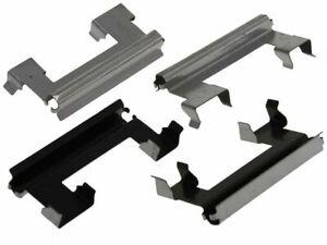 Front Disc Brake Pad Installation Kit 2VNK59 for Express 3500 2500 4500