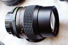 VINTAGE HELIOS 135mm 2.8 MC Teleobiettivo Ritratto Obiettivo Per Adattarsi M42