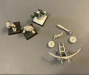 Warhammer Orc Catapult Stone Thrower Citadel Fantasy Battles Lead OOP