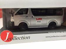 TOYOTA HIACE Van 2008 Japan Services J COLLECTION 1:43 DIECAST-CAR-MODEL-JCL218