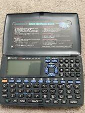 OREGON SCIENTIFIC EX3501  48KB MODEL #Calculator#Alarm#Calendar Untested