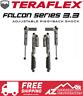 "TeraFlex Falcon 3.3 Fast Adjust Shocks 2-4.5"" Lift 18-20 Jeep Wrangler JL 4 Door"