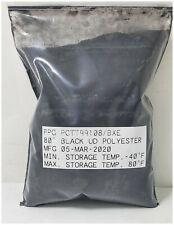 Black Smooth Powder Coat Paint Ppg Envirocron New 1lb