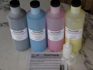 Rainbow Pack Toner Refills Lexmark C930 C935 C940 C954 X945 0C930H2CG YG MG KG