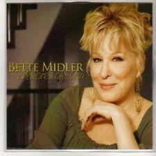 (DA963) Bette Midler, Memories Of You - DJ CD