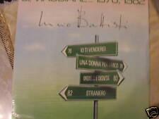 Lucio Battisti - Si viaggiare 1976 1982 - LP SIGILLATO