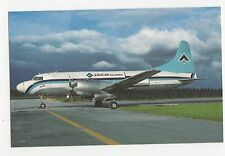 Aerocar Colombia Convair 580F Aviation Postcard, A644