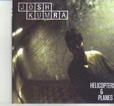 (DJ76) Josh Kumra, Helicopters & Planes - 2012 DJ CD