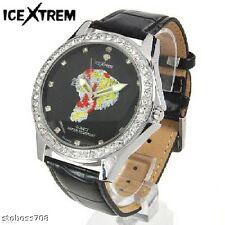 ICEXTREM Stylish Brand New Gents Watch Genuine Crystals
