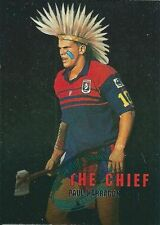 Newcastle Knights 1995 Rugby League (NRL) Trading Cards