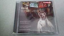 "GIANANDREA NOSEDA ""VERDI FOUR SACRED PIECES HYMN OF THE NATIONS"" CD 7 TRACKS"