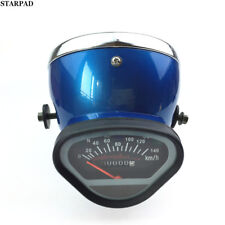 For motorcycle DAX headlight Jincheng 70 lamp shell assembly meter blue housing