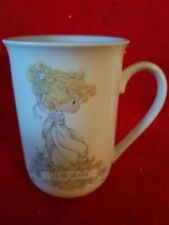 Precious Moments  Enesco Personalized Mug Name (Deborah) Porcelain Coffee Mug