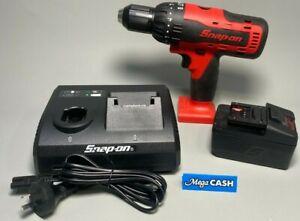 "SNAP-ON 18V 1/2"" Monster Hammer Drill Kit + Battery & Charger - CDR8850H"