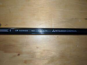 Mitsubishi Chemical Tensei CK Pro White 60 TX-flex Shaft Golf Pride Align Grip