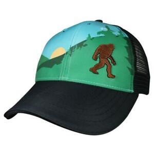 Headsweats Trucker Hat Bigfoot - Blue