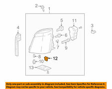 Cadillac-GM-OEM-04-09-SRX-Headlight-Head-Light-Lamp-Module 89024736