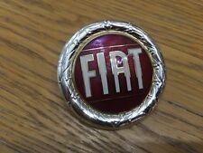 Nueva Insignia De Esmalte Fiat X19 X1/9 - Plata Estilo 1 según más tarde 1300 coches 850 124