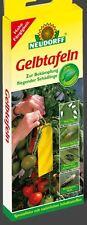 NEUDORFF® 7 Gelbtafeln Hobby 7,5x20cm z. Bekämpfung fliegender Schädlinge 952322