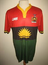 Biafra home Africa football shirt soccer jersey maillot trikot Nigeria size XL