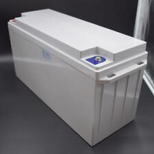 12V 150Ah LiFePO4 Lithium-Eisen-Phosphat Akku Batteriepack Lithiumbatterie