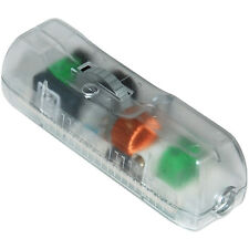 Relco Transparent / Clear Inline Dimmer Switch - S/FD/I