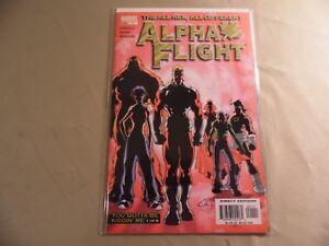 Alpha Flight #1 (Marvel 2004) Free Domestic Shipping