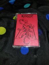 Rogue Indie Thrash Demo 3 Track Cassette