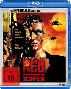 RED SCORPION (Blu-ray) NEU/OVP