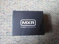 MXR ANALOG INNOVATION EMPTY BOX! BLACK DELAY PHASE 90 DYNA COMP MICRO AMP CHORUS