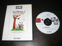 Del Rosa Al Giallo DVD Cristina Galbo Lina Onesti Jose V.Cerrudo