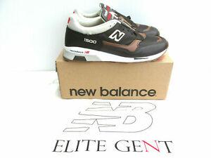 "bnib NEW BALANCE 1500 GNB UK 8  "" ELITE GENT PACK "" brown tan leather RRP £159"