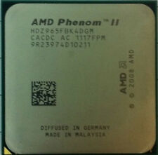 AMD Phenom II X4 965 Black Edition HDZ965FBK4DGM 3.4GHz AM3 125W Unlocked CPU