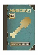 Minecraft: Construction Handbook (Updated Edition): An Official... Free Shipping