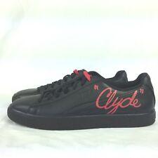 685c5d7c80d689 Mens Puma shoes sneakers black 11.5us red clyde