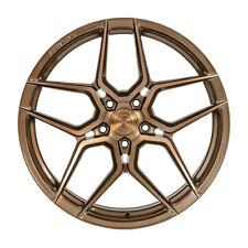"""20"""" Rohana Rfx11 20x9 Brushed Bronze Concave Wheels for Bmw E63 E64 6-Series"""