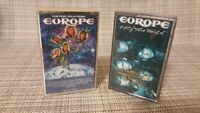 Europe Cassette Tape Lot Out of This World and Final Countdown Promotional Promo