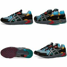 ASICS X VIVIENNE WESTWOOD GEL-DS TRAINER OG - BLACK/SILVER 1191A254-002 - UK 5