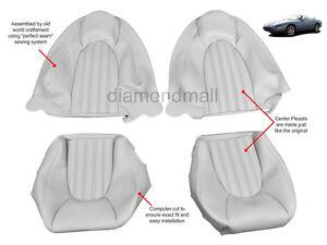 NEW Jaguar XK8 XKR Leatherette Vinyl Seat Replacement Upholstery 1997-2000