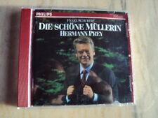 SCHUBERT  Die schöne Müllerin  (CD, PHILIPS Classics 422 241-2)